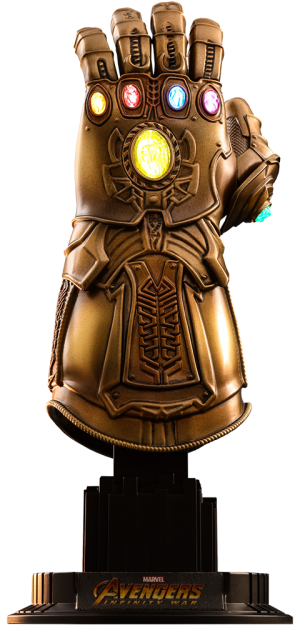 Infinity Gauntlet Accessory Figure by Hot Toys | Sideshow ...