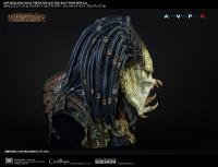 Gallery Image of Wolf Predator Life-Size Bust