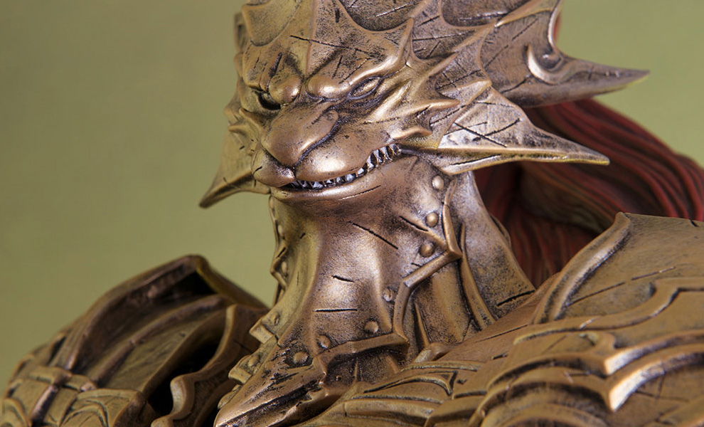 Gallery Feature Image of Dragon Slayer Ornstein Statue - Click to open image gallery