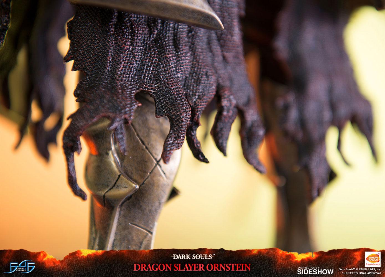 Dark Souls Dragon Slayer Ornstein Statue by First 4 Figures