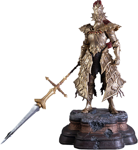 First 4 Figures Dragon Slayer Ornstein Statue
