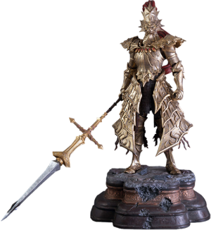 Dragon Slayer Ornstein Statue