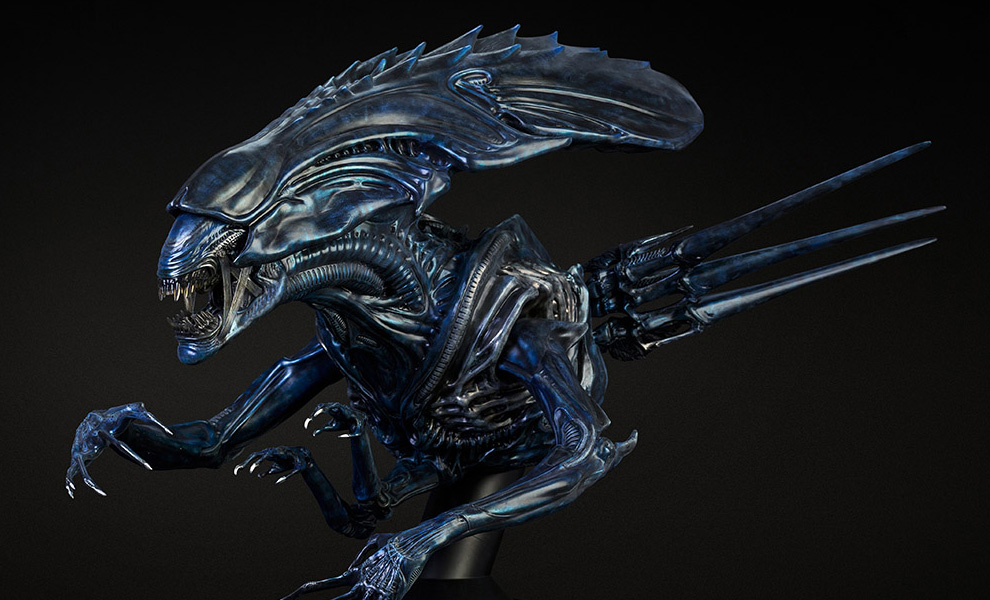 Gallery Feature Image of Alien Queen Bust - Click to open image gallery