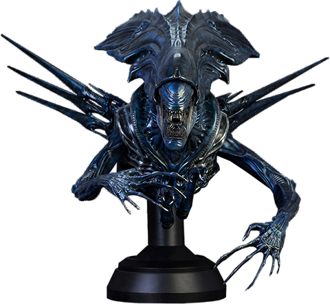 CoolProps Alien Queen Bust