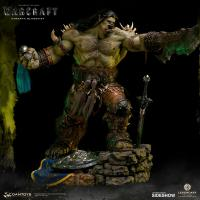 Gallery Image of Kargath Bladefist Statue