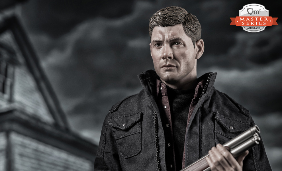 Gallery Feature Image of Dean Winchester Sixth Scale Figure - Click to open image gallery