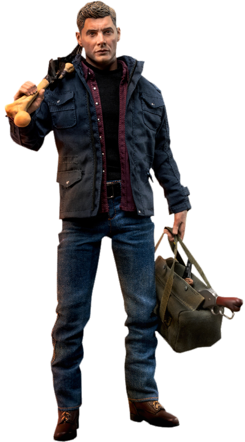 Quantum Mechanix Dean Winchester Sixth Scale Figure