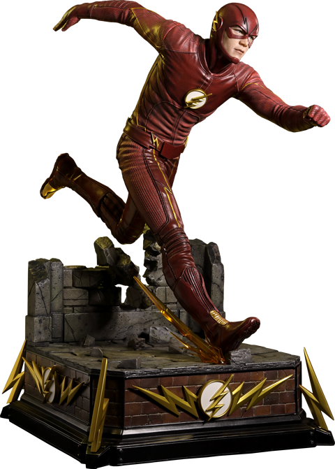 Prime 1 Studio The Flash Statue