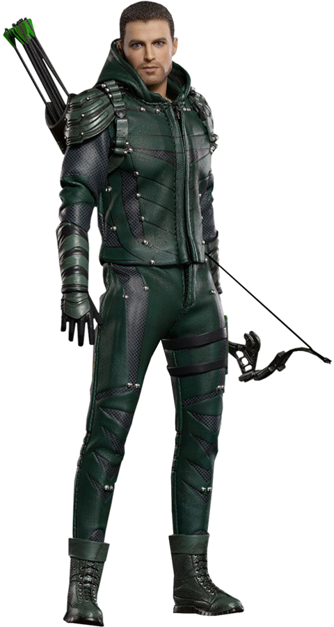 Star Ace Toys Ltd. The Green Arrow Deluxe Collectible Figure