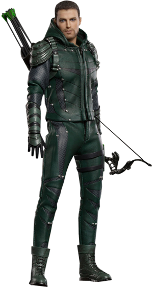 The Green Arrow Deluxe Collectible Figure