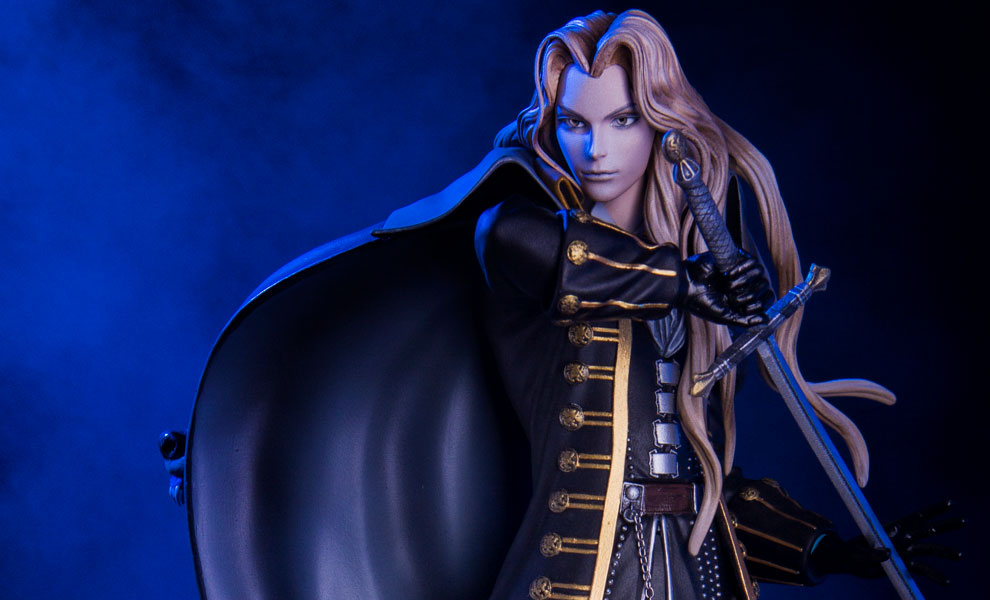 Gallery Feature Image of Alucard Statue - Click to open image gallery