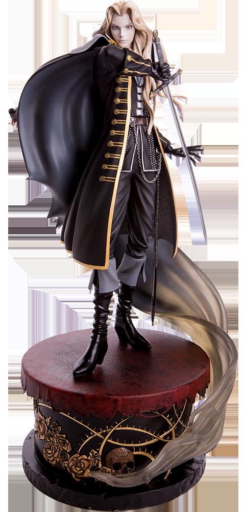 Mondo Alucard Statue