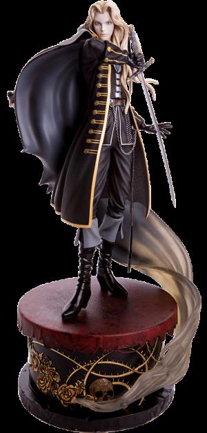 Alucard Statue
