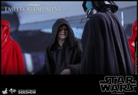 Gallery Image of Emperor Palpatine Sixth Scale Figure