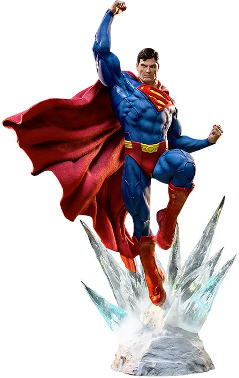 Iron Studios Superman Statue