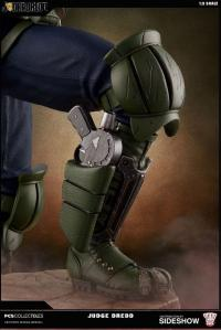 Gallery Image of Judge Dredd Cursed Earth Statue