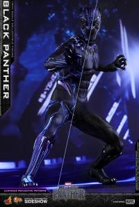 Gallery Image of Black Panther Sixth Scale Figure