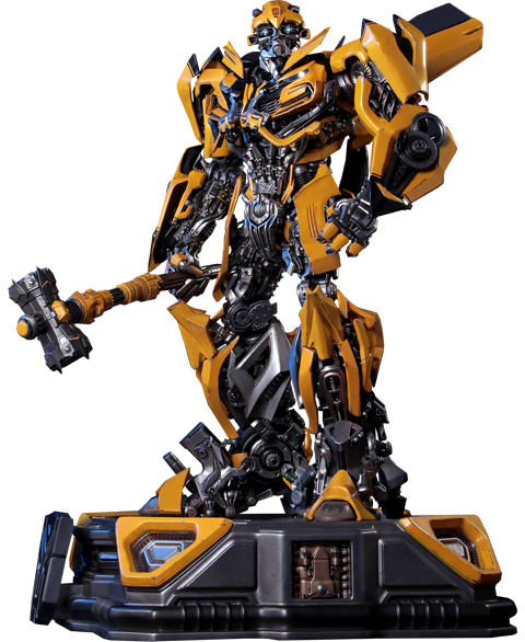 Transformers Bumblebee Statue By Prime 1 Studio Sideshow Collectibles