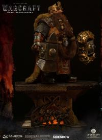 Gallery Image of Magni Bronzebeard Statue