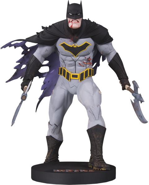 DC Collectibles Metal Batman Statue
