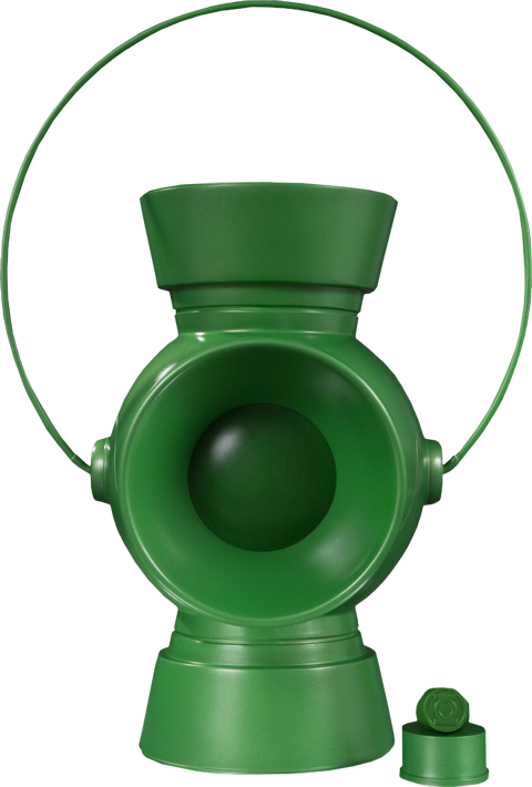 DC Collectibles Green Lantern Power Battery Prop Replica