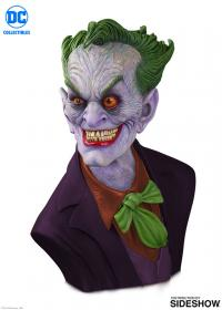 Gallery Image of The Joker Standard Edition Bust