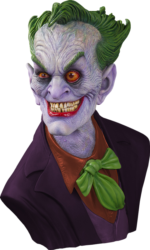 DC Collectibles The Joker Standard Edition Bust