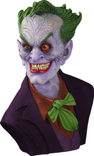 The Joker Standard Edition Bust
