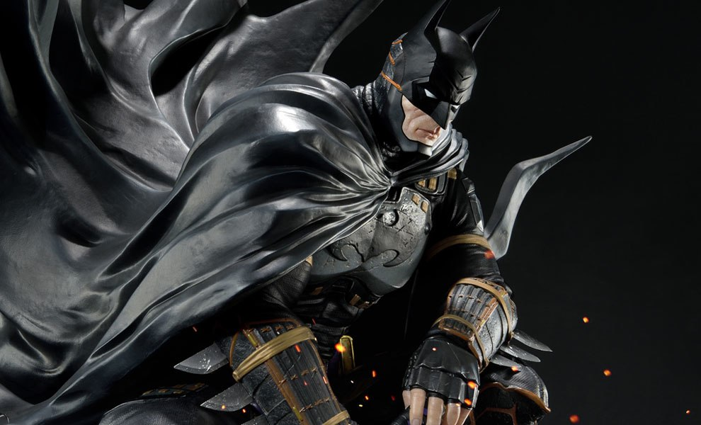 Gallery Feature Image of Ninja Batman Statue - Click to open image gallery