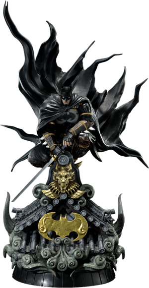Ninja Batman Statue