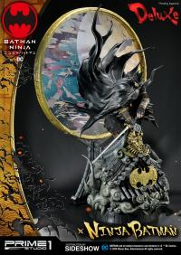 Gallery Image of Ninja Batman Deluxe Version Statue