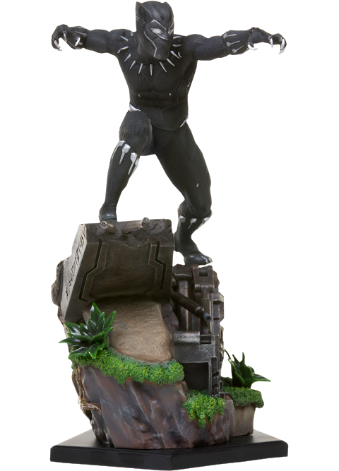 Iron Studios Black Panther Statue