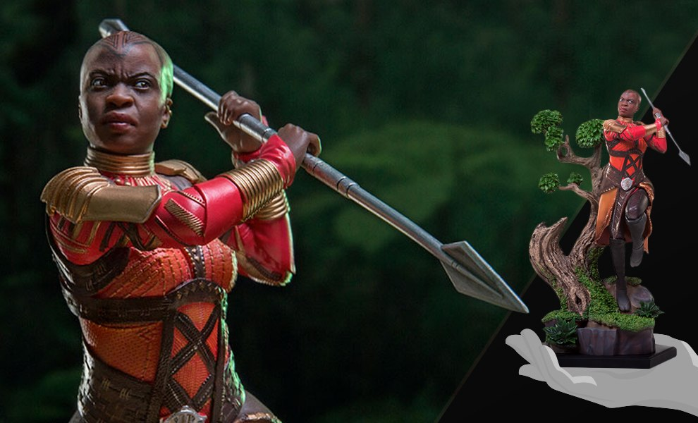 Gallery Feature Image of Okoye Statue - Click to open image gallery