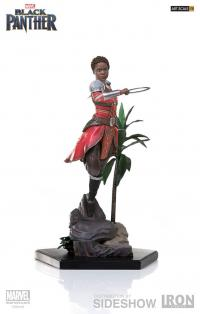 Gallery Image of Nakia Statue