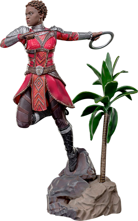 Iron Studios Nakia 1:10 Scale Statue