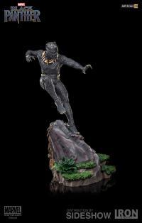 Gallery Image of Killmonger Statue