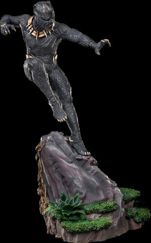 Killmonger Statue