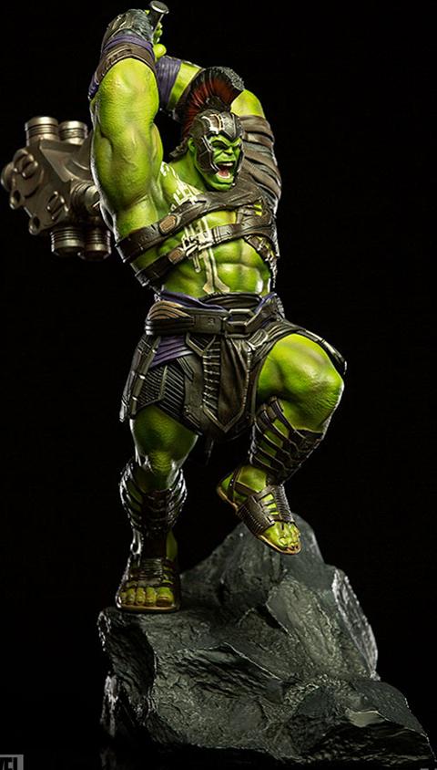 Iron Studios Hulk Statue