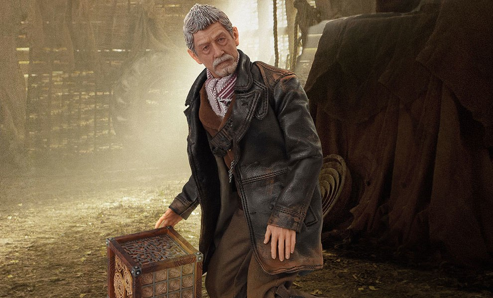Gallery Feature Image of War Doctor Sixth Scale Figure - Click to open image gallery