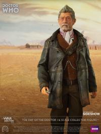 Gallery Image of War Doctor Sixth Scale Figure