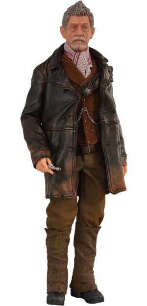 War Doctor Sixth Scale Figure