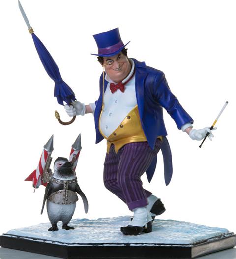 Iron Studios The Penguin Statue