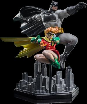 Batman and Robin Deluxe 1:10 Scale Statue