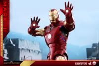 Gallery Image of Iron Man Mark III Quarter Scale Figure