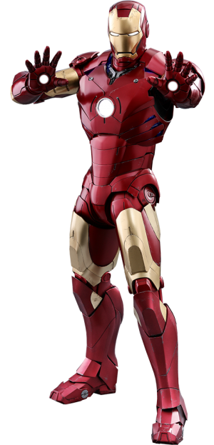 Iron Man Mark III Quarter Scale Figure