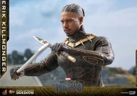 Gallery Image of Erik Killmonger Sixth Scale Figure