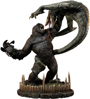 Kong vs Skull Crawler Statue