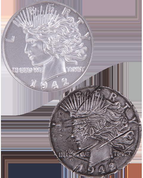 DC Collectibles Two Face Coin Prop Replica