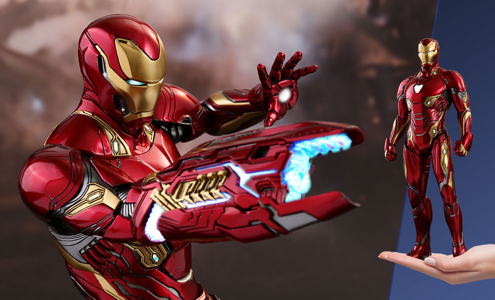 Gallery Feature Image of Iron Man Mark L Sixth Scale Figure - Click to open image gallery