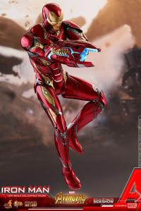 Gallery Image of Iron Man Mark L Sixth Scale Figure